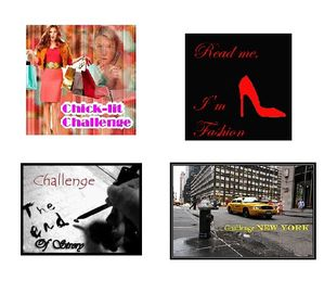 CHICK LIT FASHION NEW-YORK END STORY