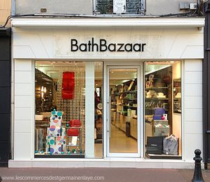 Bath Bazaar 22 rue de paris 78100 Saint-Germain-en-Laye