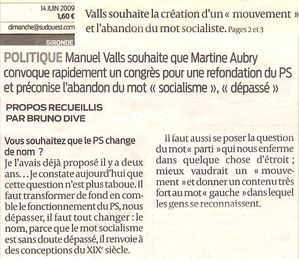valls so blog