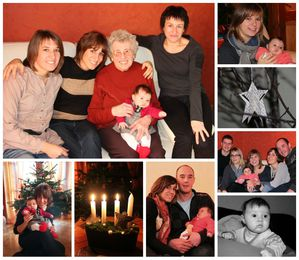 collage family