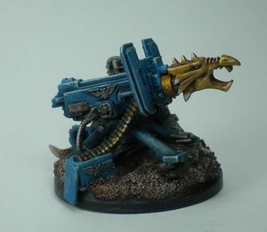 pion objectif 40K spaces marines chaos 2