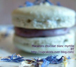 Macarons chocolat blanc myrtille-3