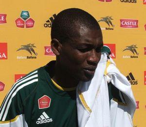 Katlego Mphela - Pierrick Lieben 2010