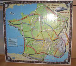 aventuiers du rail FRANCE
