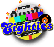 logo eighties petit