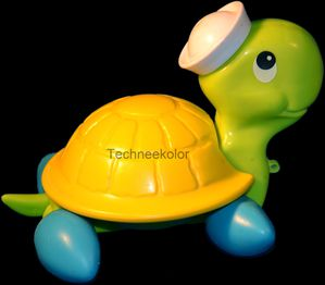 tortue vintage Fisher Price