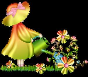 girl fleur
