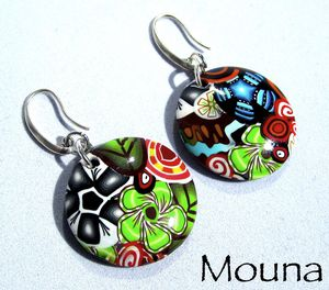 Boucles Melting pot 4 DISPONIBLE: 15 euros.
