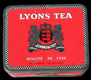 lyons tea techneekolor