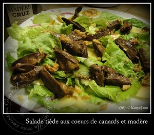 salade-coeurs-canards-madere