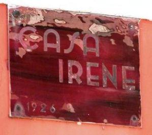 Casa Irene 1926 r