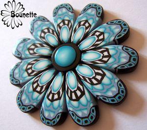fleurkalei turquoise N°5