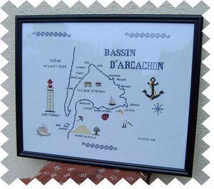 1 bassin d'Arcachon