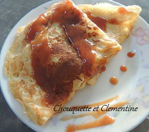 Pate a crepe au thermomix chouquette et clementine - Pate a crepes thermomix ...
