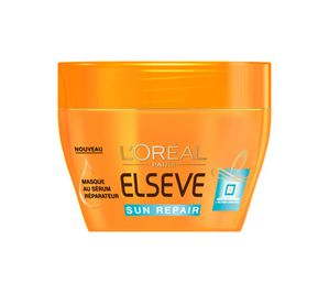 elseve sun repair masque au sérum réparateur