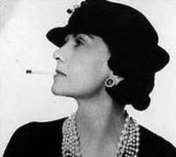 coco chanel cigarette