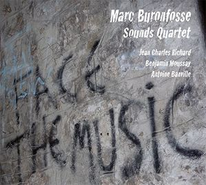 Marc Buronfosse, cover