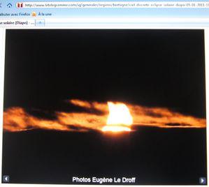 252 r Télégram Eclipse Le Droff