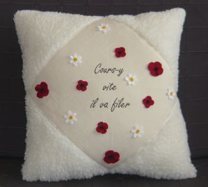 coussin cours y vite recto blog