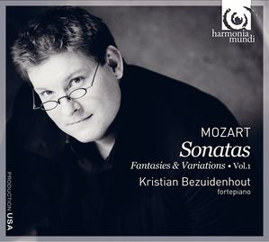 Mozart Keyboard Music volume 1 Bezuidenhout