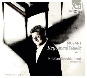 Mozart Keyboard Music volume 2 Bezuidenhout