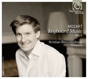 Mozart Keyboard Music volume 3 Bezuidenhout