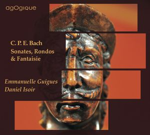 CPE Bach Sonates viole gambe clavier Guigues Isoir