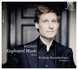 Mozart Keyboard Music volume 4 Bezuidenhout