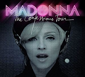 the confessions tour digipack cd dvd
