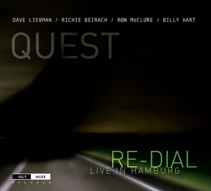 Quest, cover