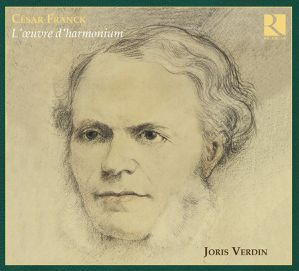 César Franck L'œuvre d'harmonium Joris Verdin