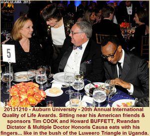 KagameWarren