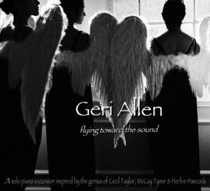 Geri Allen flying cover