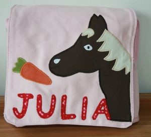 canvas neu pferd julia