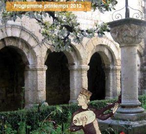 programme-musees-cavaillon-printemps-2012