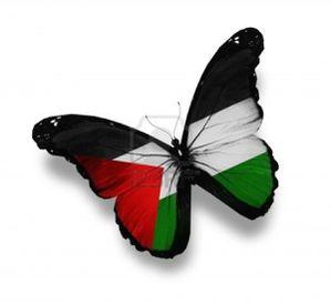 12676285-mariposa-bandera-palestina-aislado-en-blanco