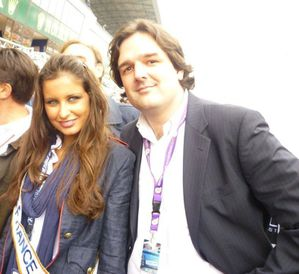 maitre le dall & Miss France