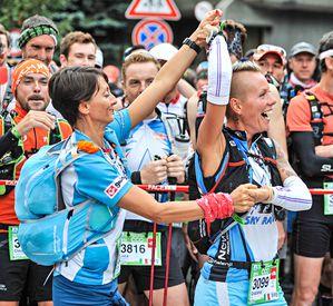 The North Face®Ultra-Trail du Mont-Blanc® 2013 (11^ ed.). Tutti i finisher sono vincitori