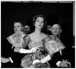 jean-patchett-in-theatre-dress-featuring-wide-sleeves-with-