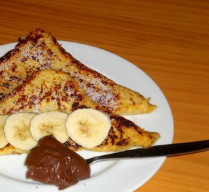 french toast - pain perdu 2