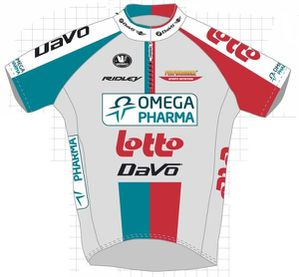 Omega Pharma Davo Lotto
