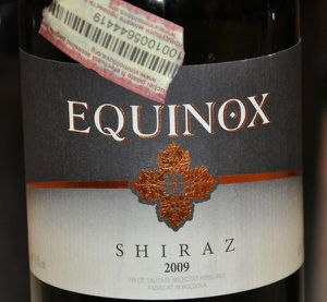 Equinox Shiraz 2009