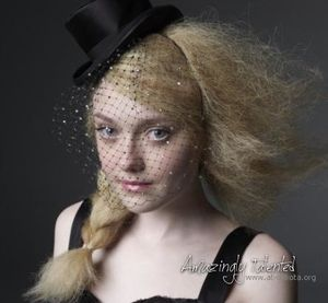 Dakota Fanning Tesh Photoshoot Outtake 2