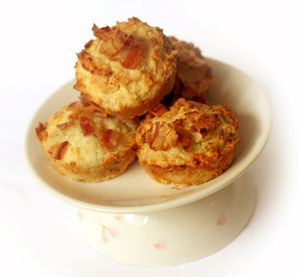 cheese-bacon-muffins