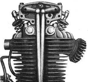 1928 L.M.P. moteur 350 culbu