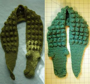 gator-scarf-comparison-to-knit-version.jpg