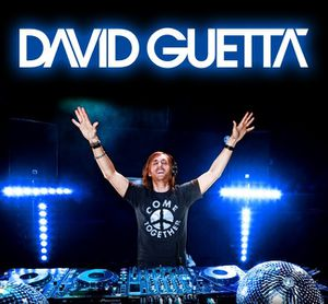 David Guetta Mix avec un Shamballa