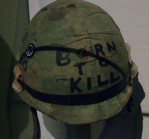 casque Born to kill