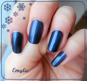 little drummer boy china glaze bleu