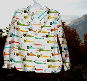 chemise, decembre